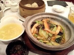 蟹肉と野菜かけご飯セット.jpg